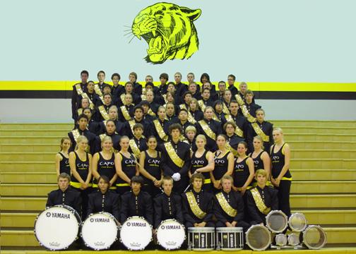 CVHS Black&Gold Brigade M.Band web